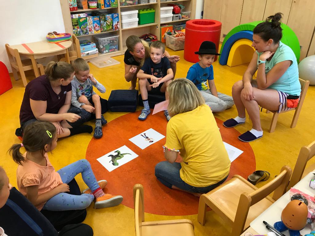 Příměstský tábor v Praze - léto 2019